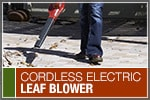 Top-Rated & Best-Selling Cordless Electric Leaf Blowers