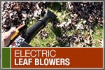 Top-Rated & Best-Selling Electric Leaf Blowers