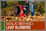 Top-Rated & Best-Selling Walk-Behind Leaf Blowers