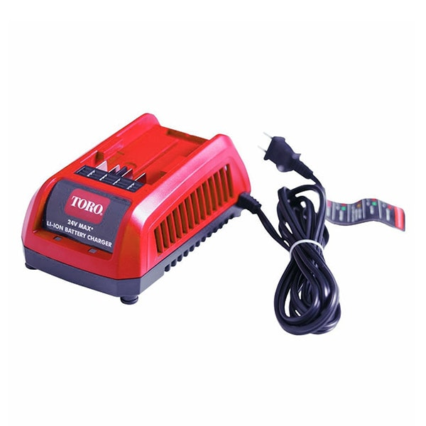 Toro 24-Volt Lithium Ion Battery Charger