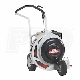 Little Wonder LB400S Optimax 14HP Subaru Walk Behind Leaf Blower
