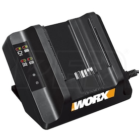 Worx 56-Volt Lithium-ion Battery Charger