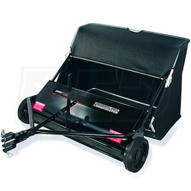 "Ohio Steel (42"") 18 Cubic Foot Tow-Behind Lawn Sweeper"