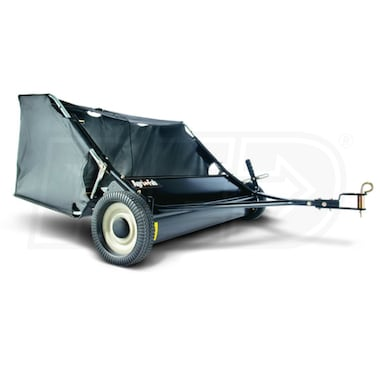 "Agri-Fab (42"") 13 Cubic Foot Tow Behind Lawn Sweeper"