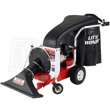 "Little Wonder (29"") 270cc Honda Self-Propelled Litter Vacuum"