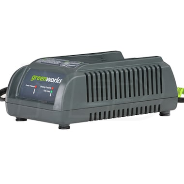 GreenWorks 20-Volt Lithium Ion Battery Charger