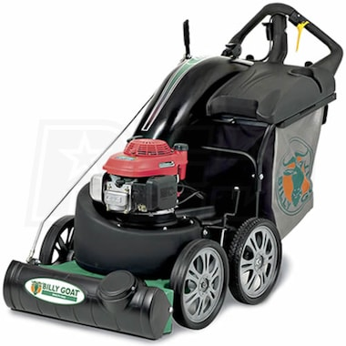 "Billy Goat (29"") 187cc Honda Multi Surface Vacuum"